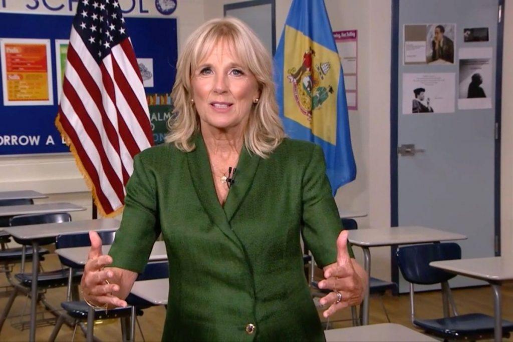 Esta es Jill Biden, la nueva primera dama de Estados Unidos 2