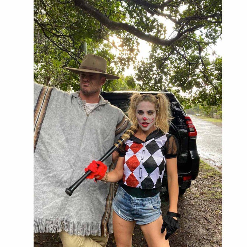 Elsa Pataky y Chris Hemsworth reviven los locos años 20 durante una fiesta familiar 6