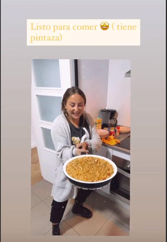 Fotos del día: La sorpresa que ha tenido Emma García al entrar a su camerino 2