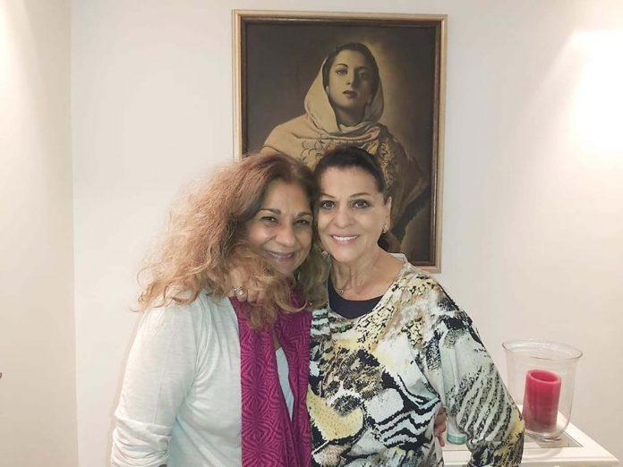 Fotos del día: La sorpresa que ha tenido Emma García al entrar a su camerino 6