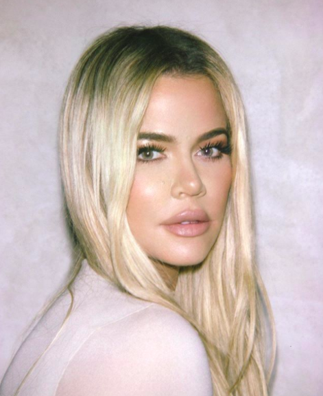 khloe kardashian rubia biografía