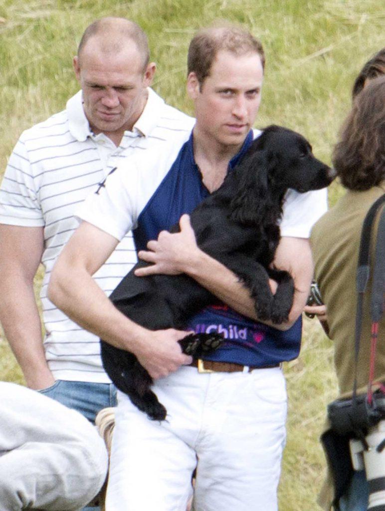 Los duques de Cambridge lloran la muerte de su perro Lupo 4
