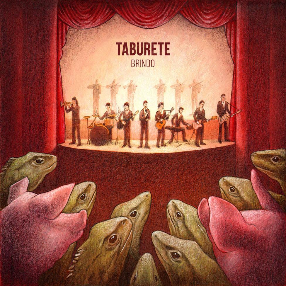 Taburete Brindo