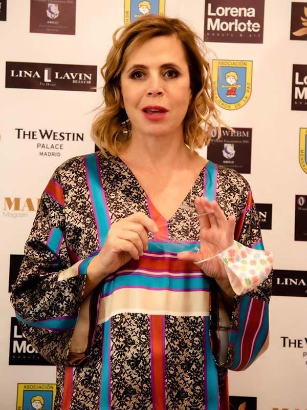 Ana Rosa Quintana y Ágatha Ruiz de la Prada apoyan a la Asociación Mensajeros de la Paz del Padre Ángel 4