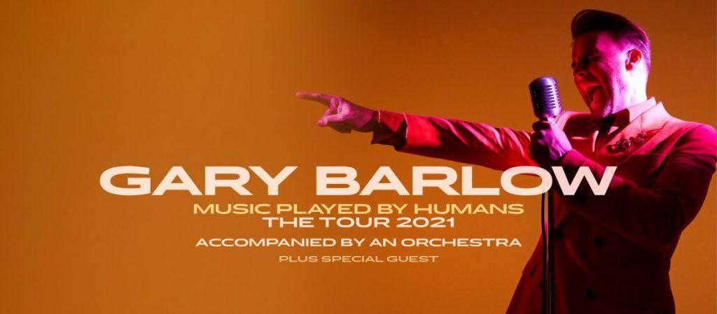 Gary Barlow Música interpretada por humanos