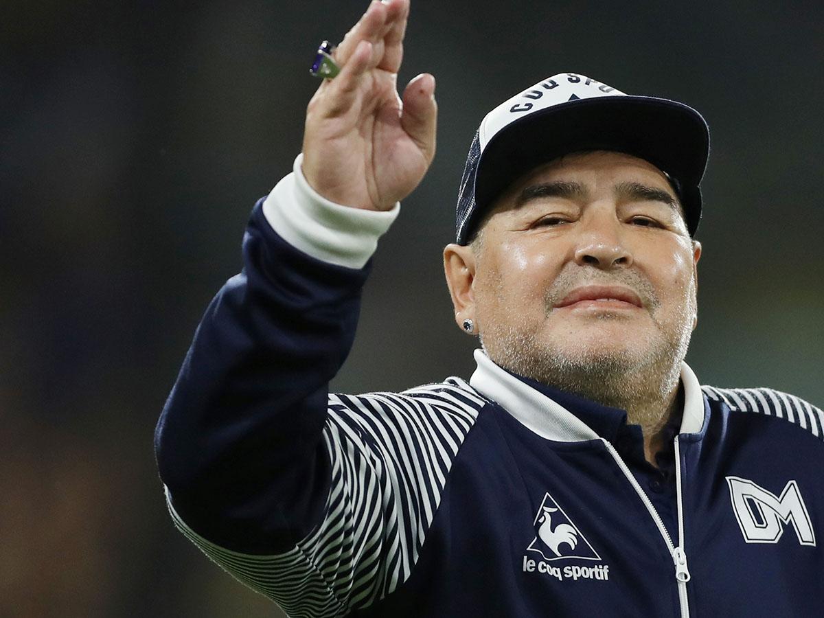 Fotos del cadáver de Maradona se vuelven virales e indignan a los argentinos 4