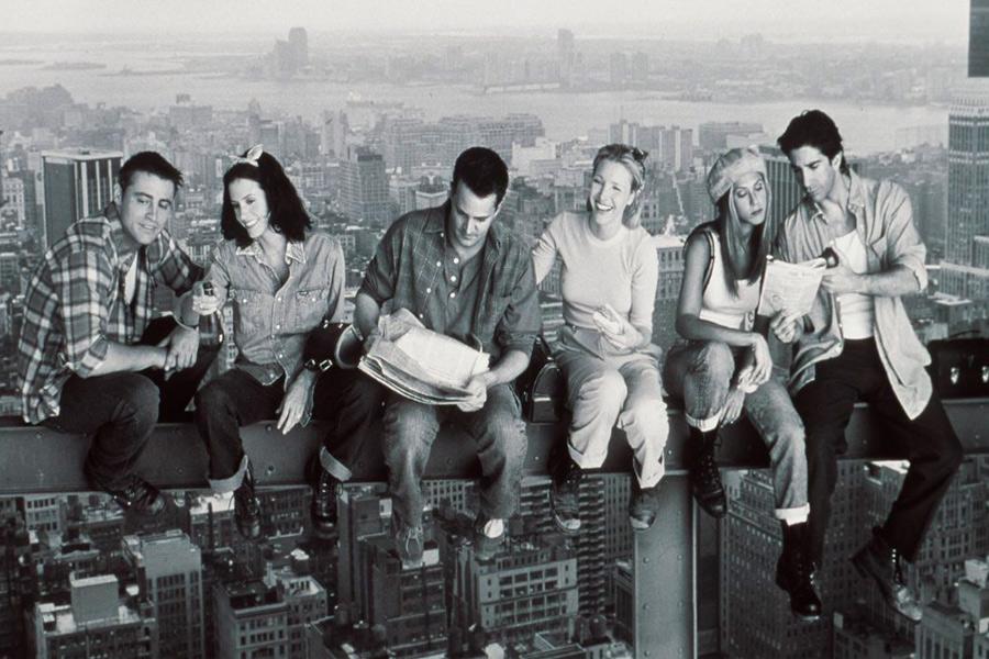 Friends 2020 remake este sería el elenco de actores
