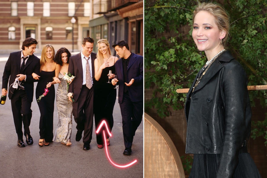 Jennifer Lawrence Amigos Phoebe