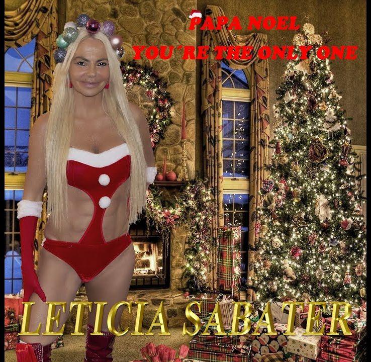 Leticia Sabater - Papa Noel, eres la única