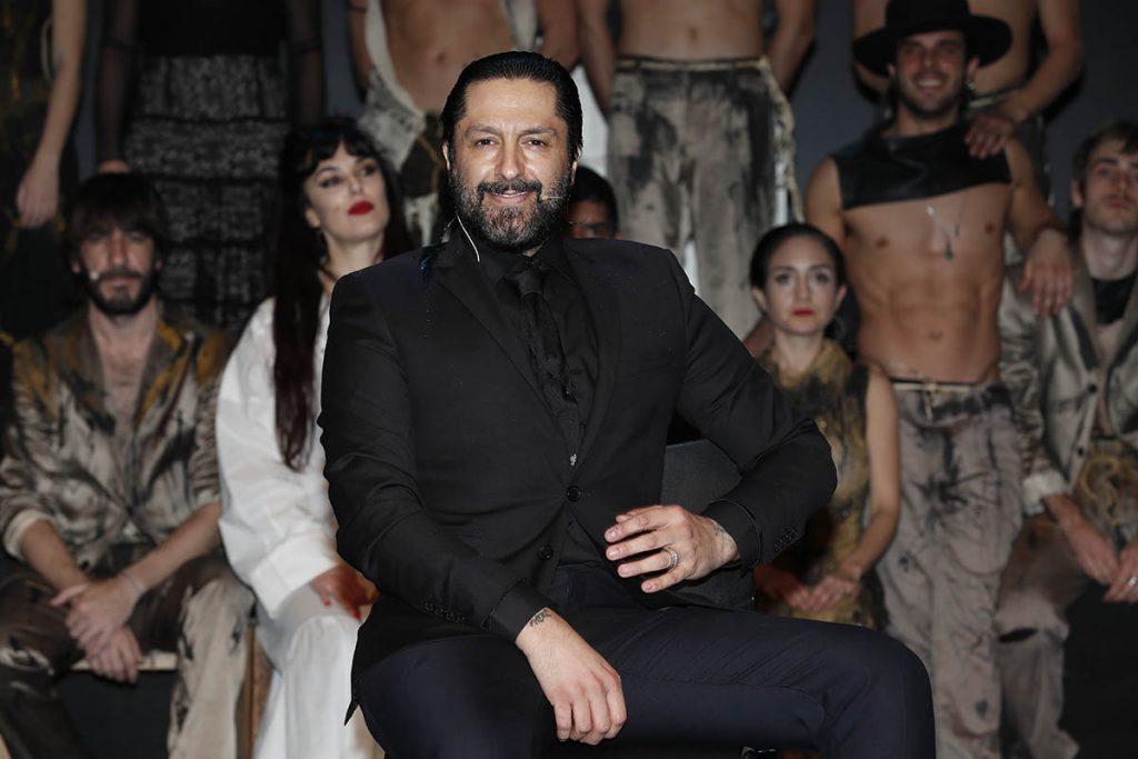 Se revela la razón por la que Rafael Amargo tocó fondo 2