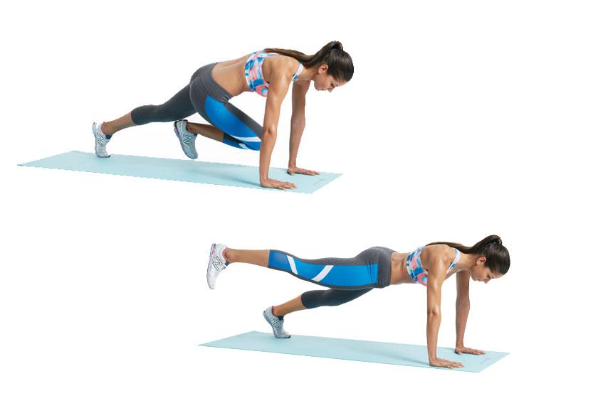 tabla con extensión de piernas