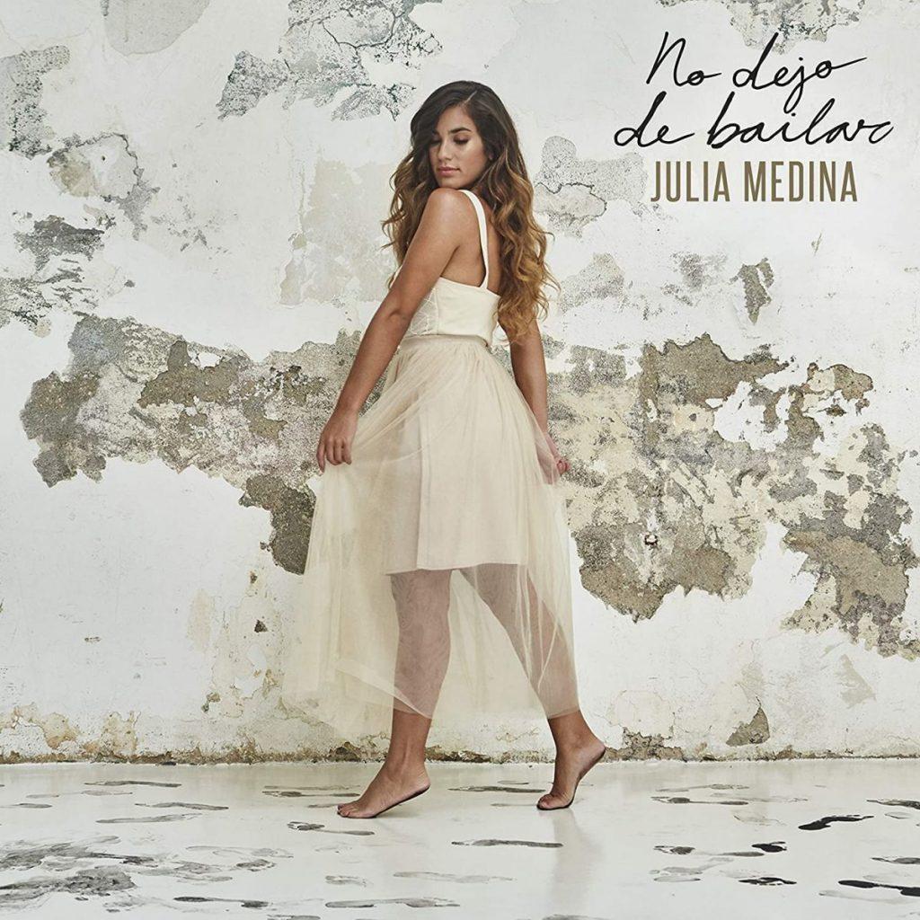 Julia Medina no paró de bailar