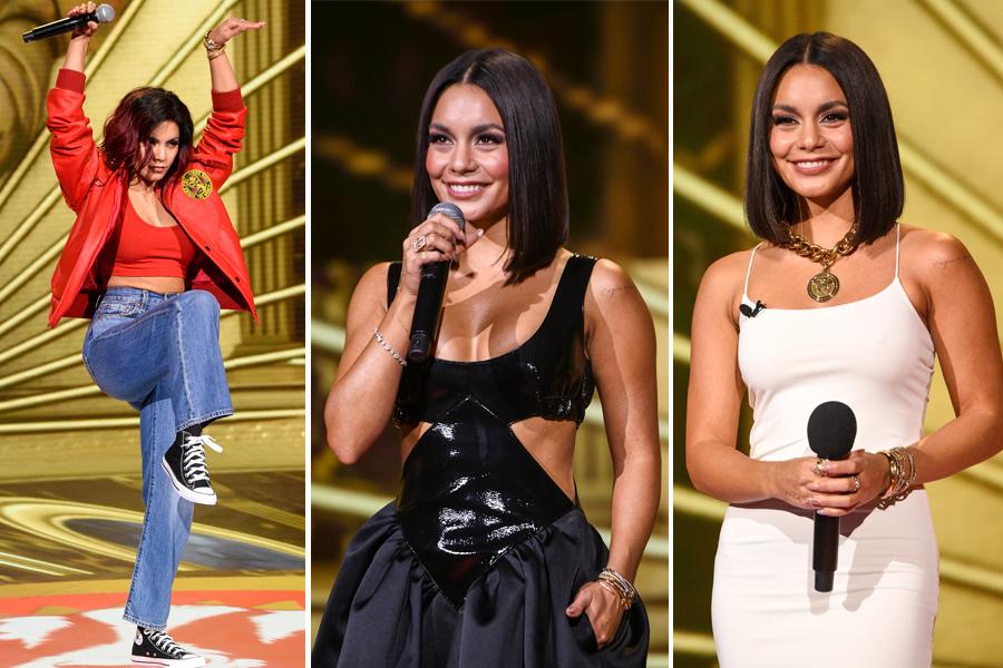 Vanessa Hudgens luce premios MTV Movie and TV Awards
