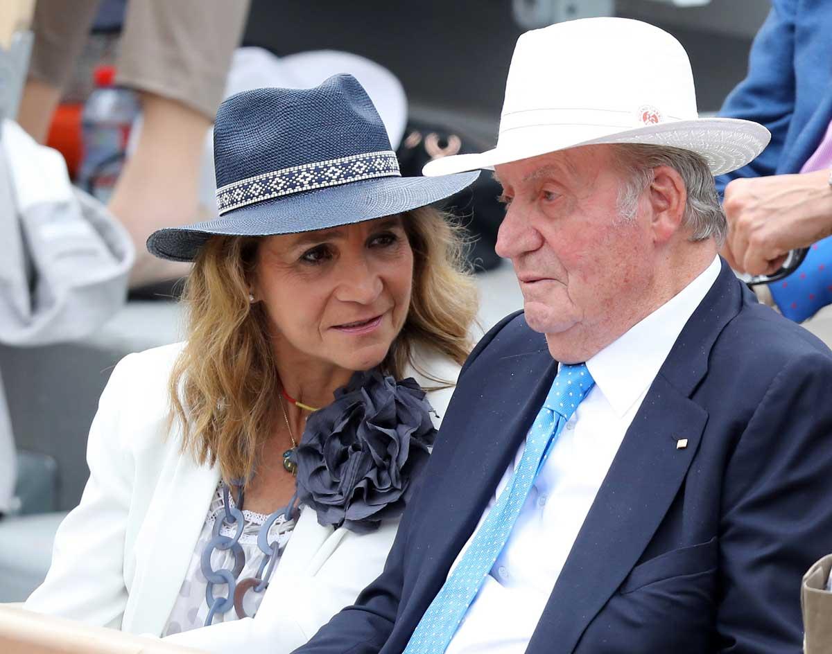 El rey Felipe VI rompe el silencio sobre la situación de su padre, don Juan Carlos 2