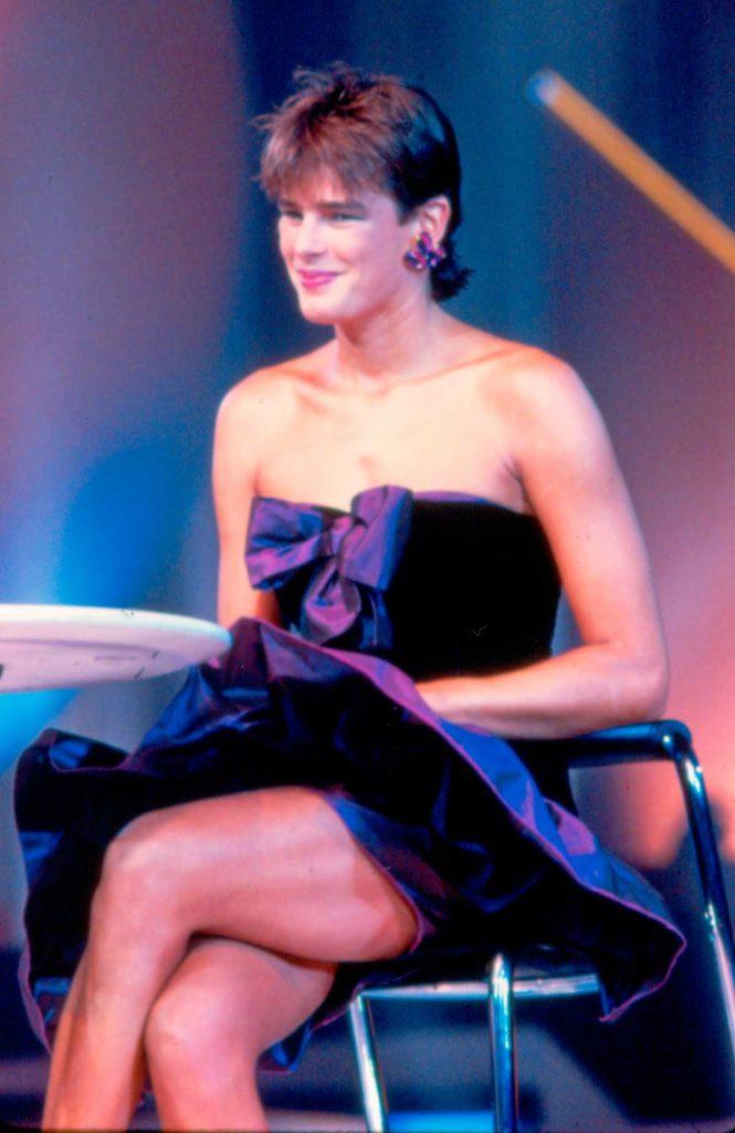 Estefanía de Mónaco cumple 56 años: la princesa rebelde que aspiraba a ser top model ... y hoy falta 2