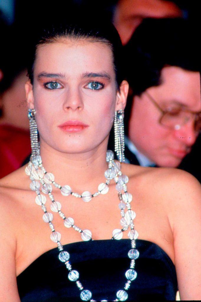 Estefanía de Mónaco cumple 56 años: la princesa rebelde que aspiraba a ser top model ... y hoy falta 4
