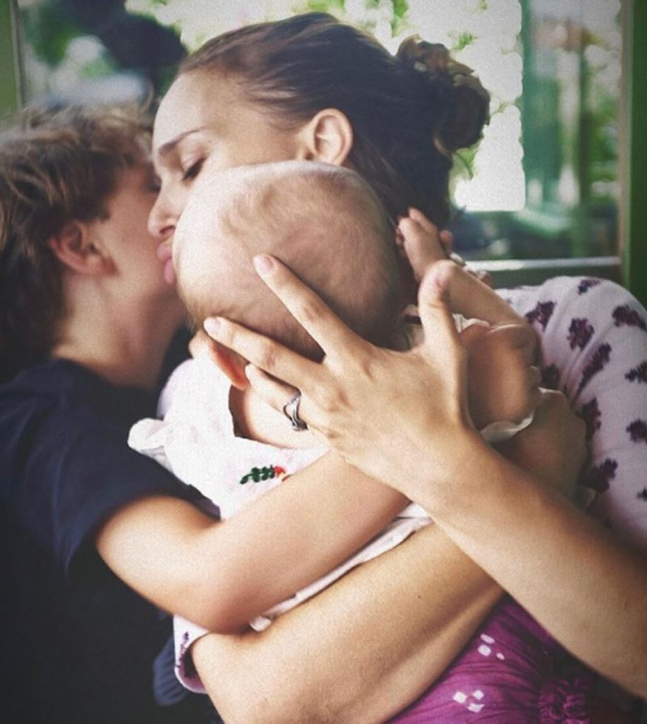 Natalie Portman abandona abrumadoramente los rumores de embarazo 2