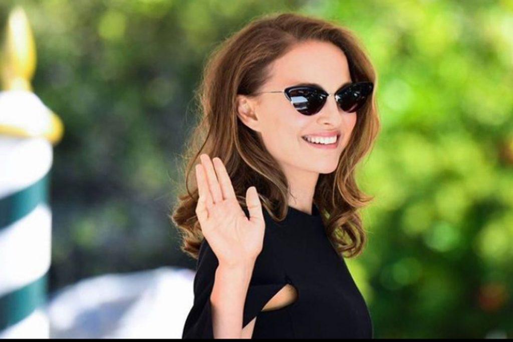 Natalie Portman abandona abrumadoramente los rumores de embarazo 4