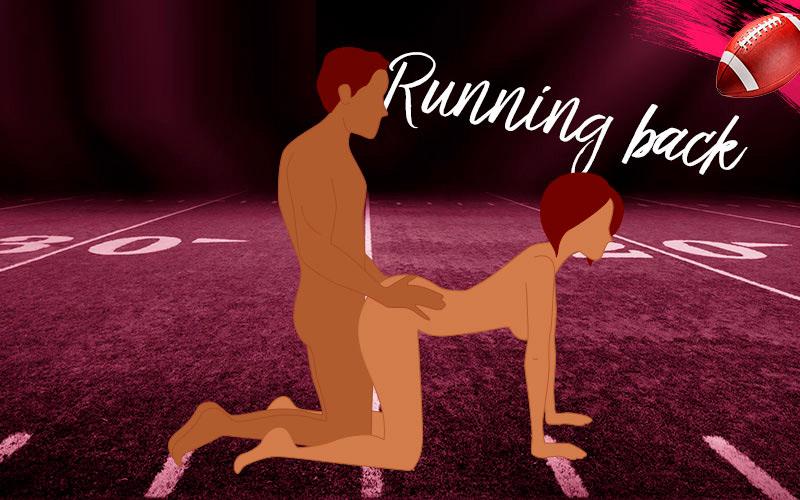 posiciones sexuales inspiradas en el fútbol americano
