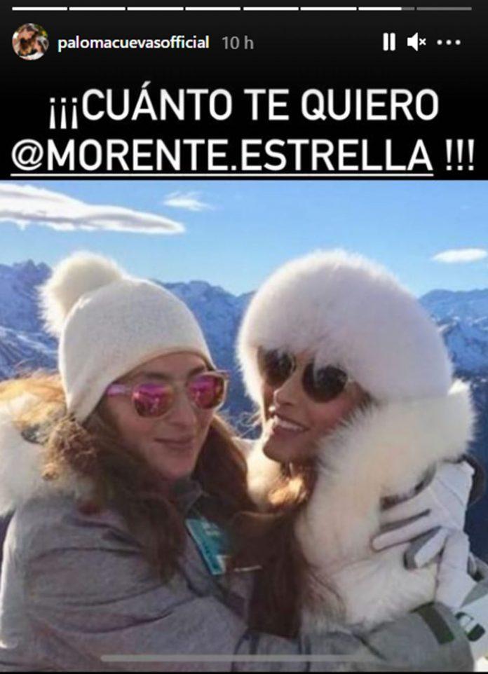 Fotos del día: La imagen más adorable de Gloria Camila Ortega y Rocío Flores de niñas 10