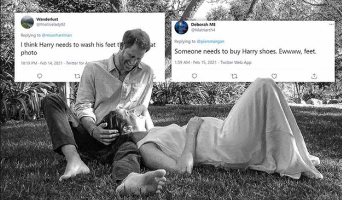 Los memes más divertidos sobre el embarazo de Meghan Markle y el príncipe Harry 2