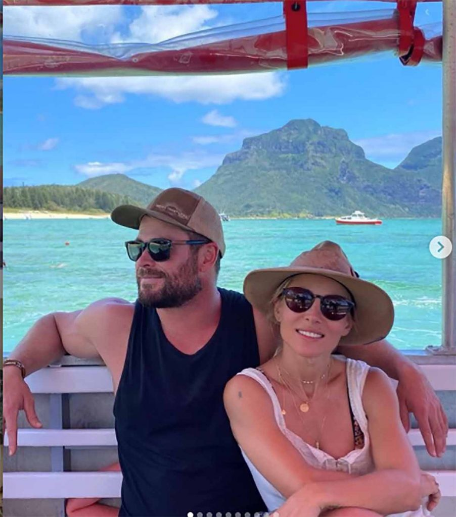 Elsa Pataky y Chris Hemsworth: rumores de crisis tras diez años de matrimonio 2