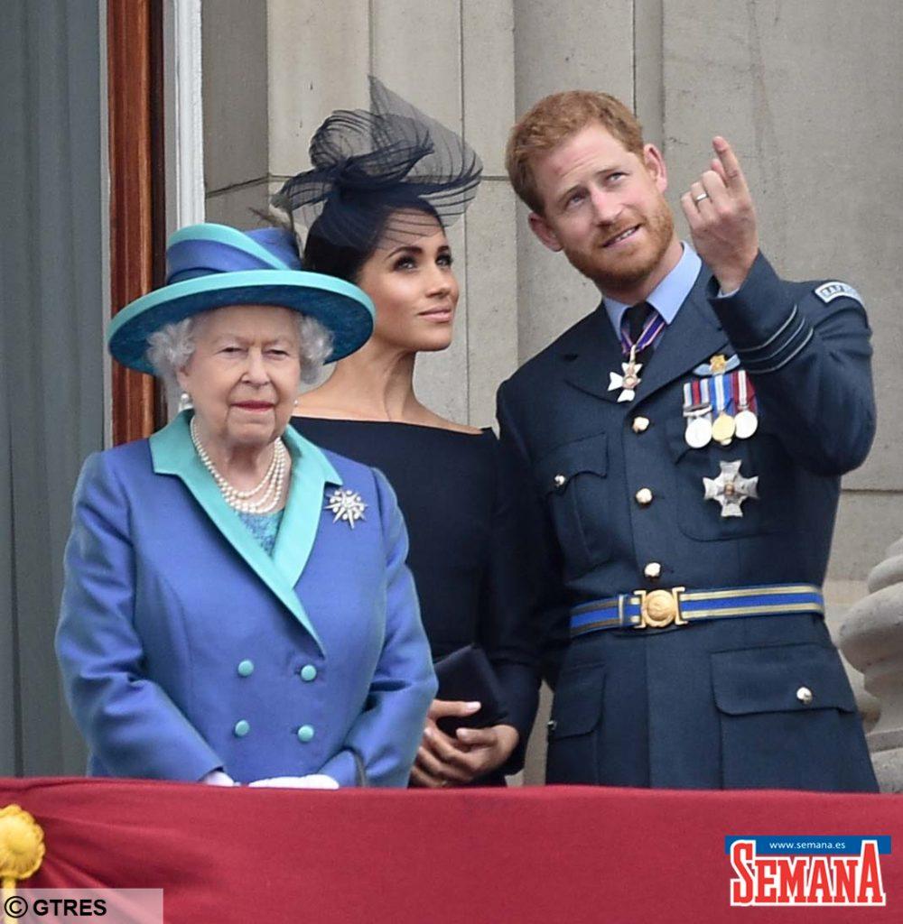 Harry y Meghan reaparecen tras ser despedidos de la realeza para promocionar su último negocio 6