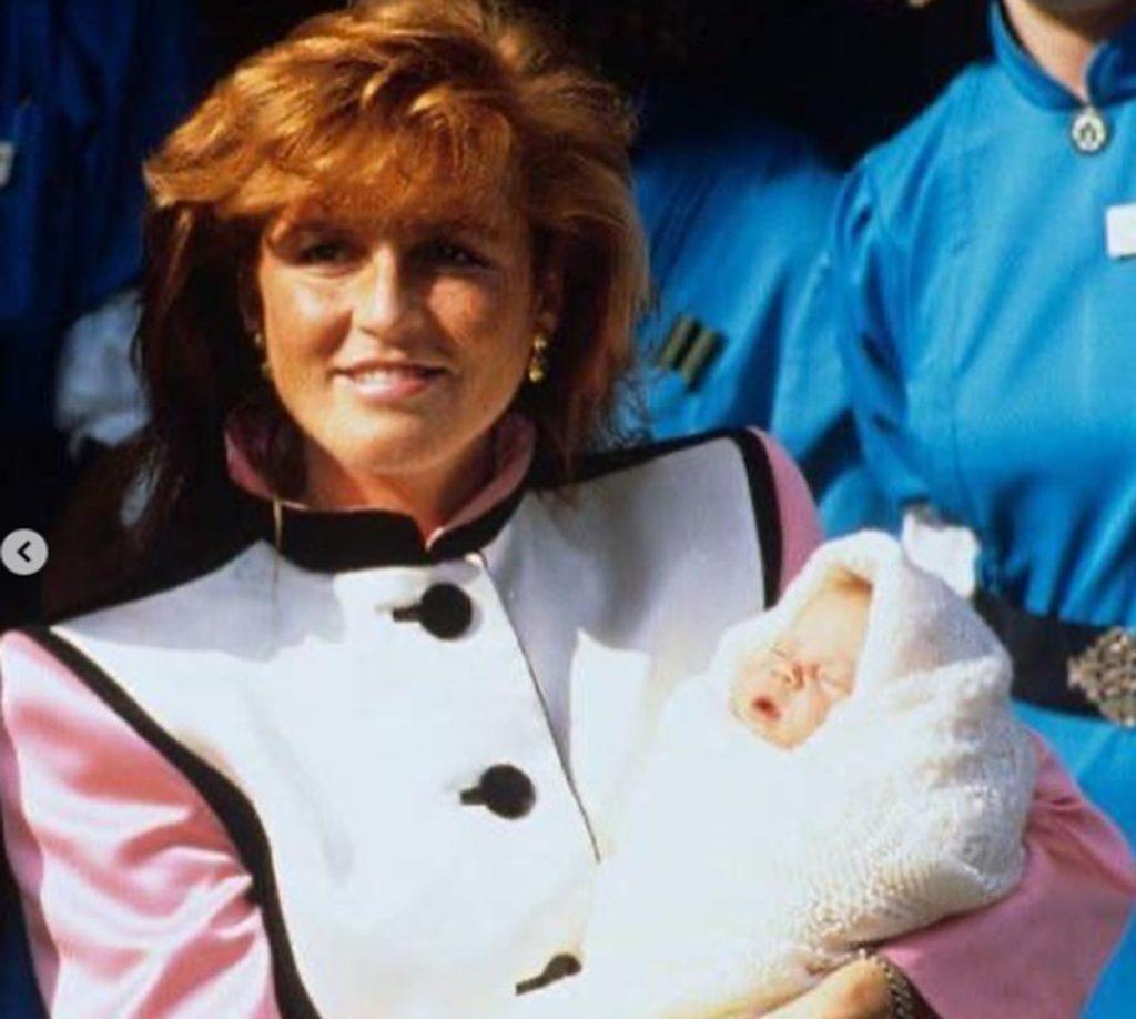 Eugenia de York comparte hermosa imagen de su bebé en un día importante 2