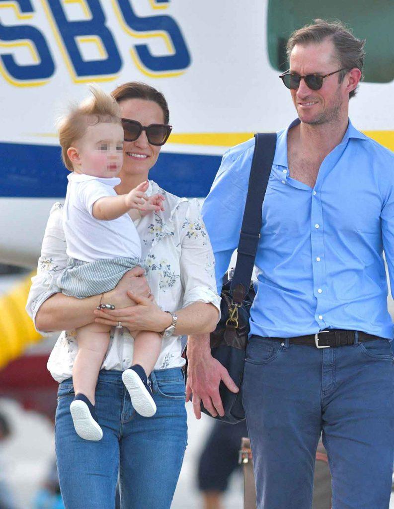 Pippa Middleton da a luz a su segundo hijo y desvía la atención de la controvertida Meghan Markle 2