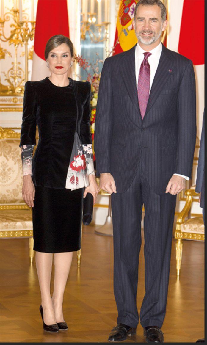 Los looks de la Reina Letizia que más han impactado en el exterior 8
