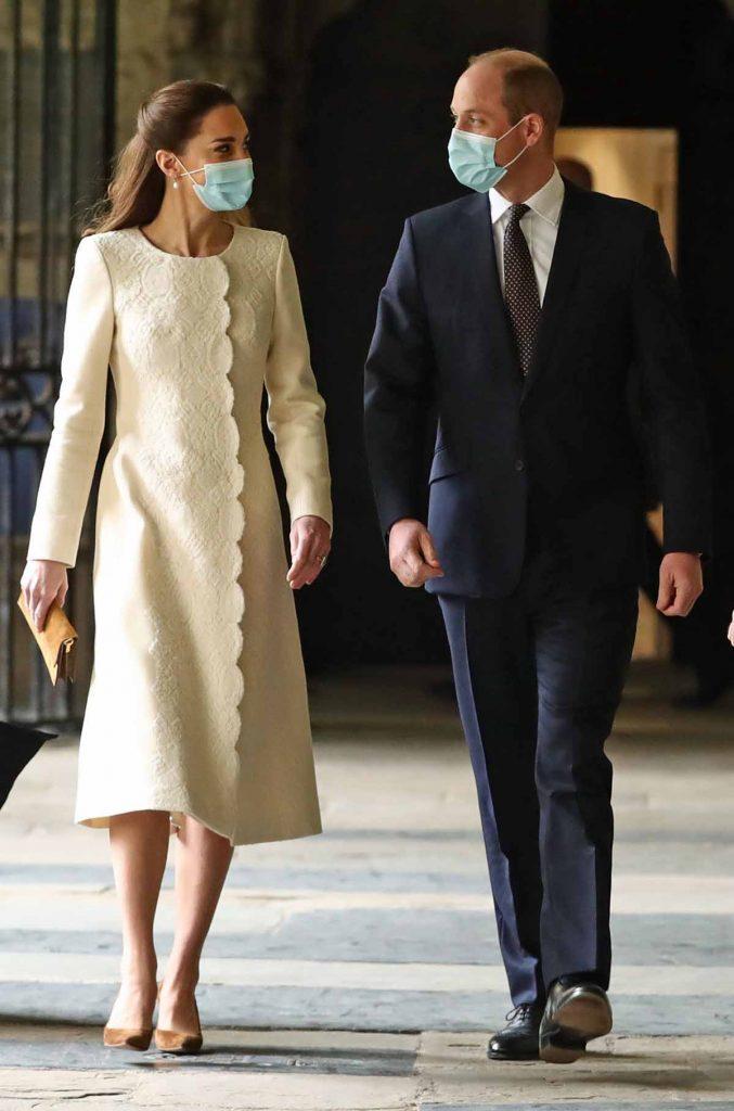 Kate Middleton, pero ¿quién es este joven? 6