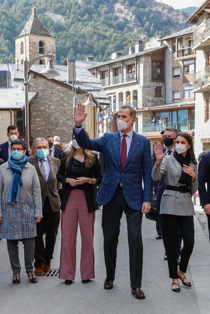 Los Reyes pasan otra Semana Santa sin fiestas privadas y sin misa en Palma 6