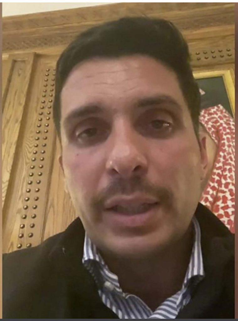 La espantosa 'traición' del hermano que pone a raya a Abdullah y Rania de Jordania 2