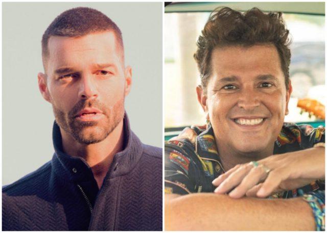 Carlos Vives Ricky Martin 'Bonita canción'