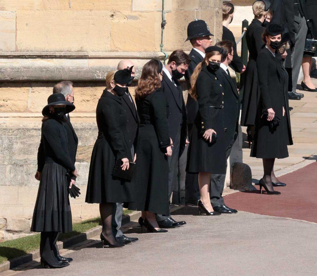 El 'Dream Team' de la reina Isabel: las mujeres de Windsor, lideradas por la princesa Ana, se turnan para acompañarla 2