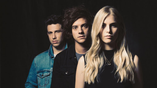 London Grammar suelo californiano