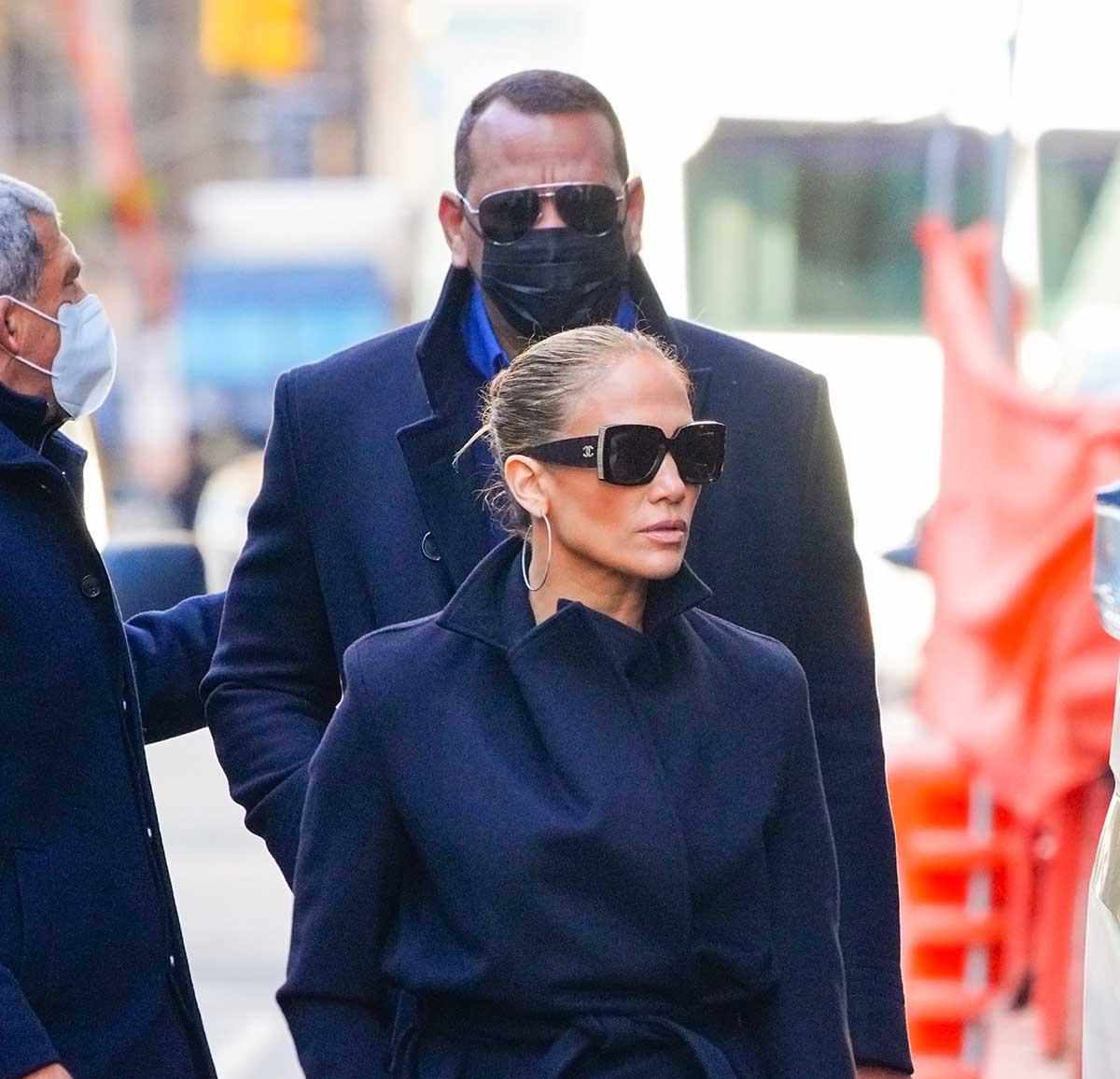 Jennifer Lopez y Alex Rodríguez confirman su ruptura 4