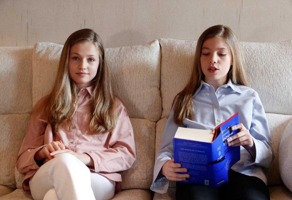 La Infanta Sofía cumple 14 años: por qué es la mejor escudera de la Princesa Leonor 8