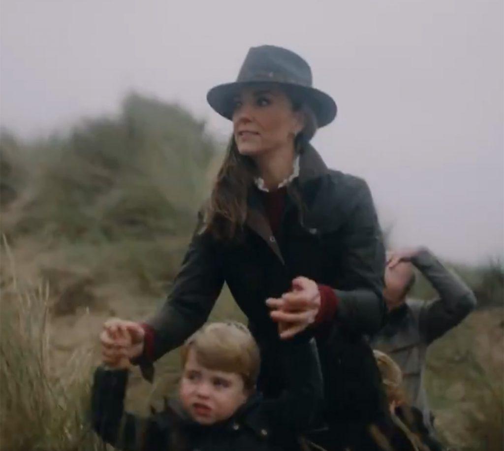 Guillermo y Kate se enamoran del video familiar que copiarán el resto de 'royals' 2