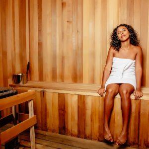 saunas para el cuerpo