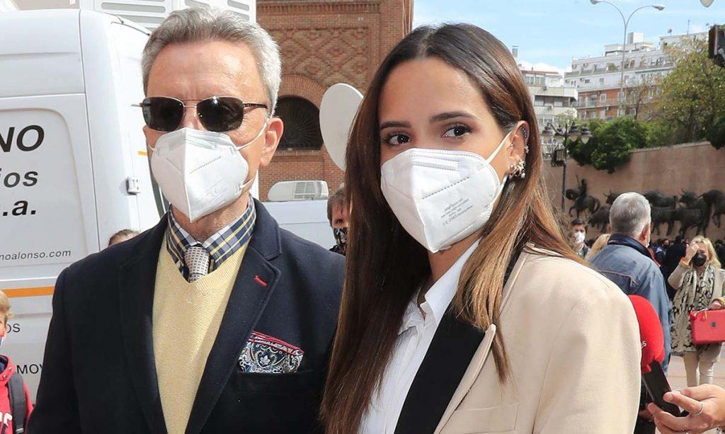 Cayetana Rivera, Victoria de Marichalar, Gloria Camila ... los famosos se encuentran en Las Ventas 4