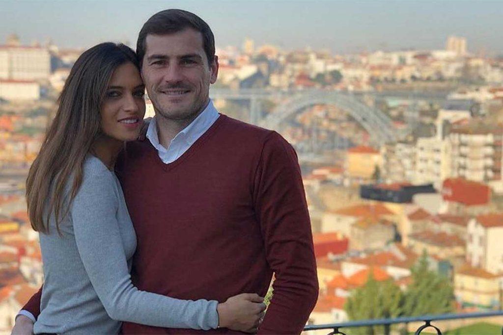 Así reacciona Sara Carbonero cuando Iker Casillas recuerda el aniversario de su infarto 2