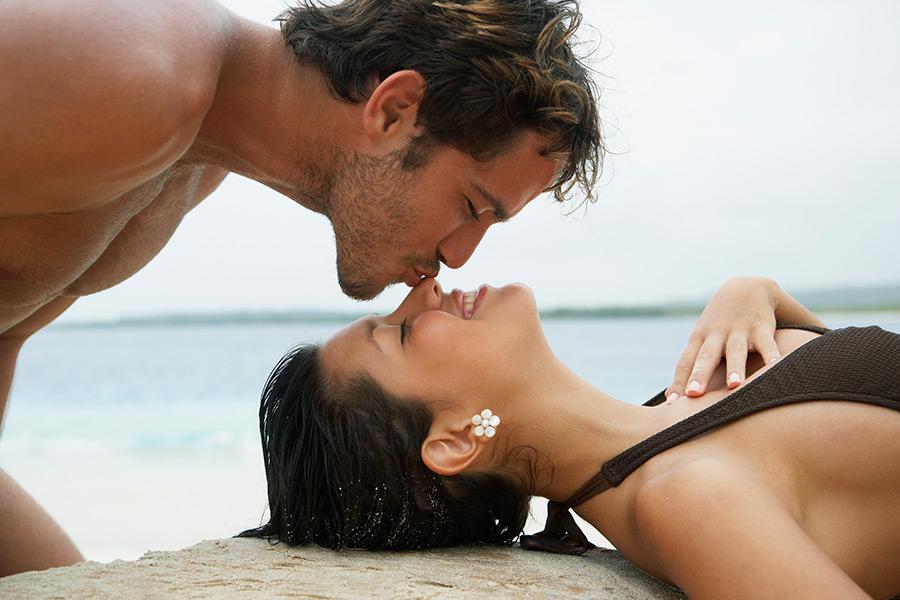12 tipos de besos (y como hacerlos) que te dejarán con ganas de * MÁS *