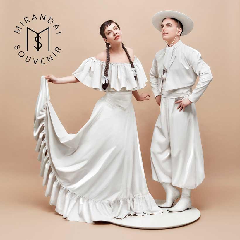 """¡Miranda! presenta """"Souvenir"""", su nuevo disco 2"""