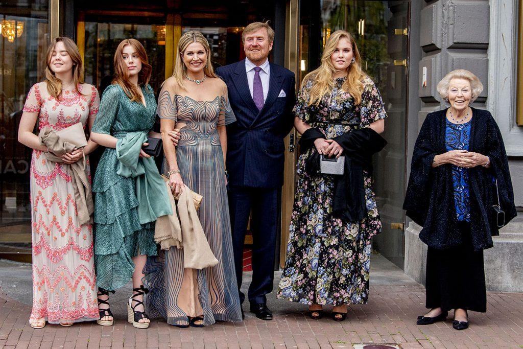 Máxima de Holland, sin artificios, posa para el mejor fotógrafo en su 50 cumpleaños 4