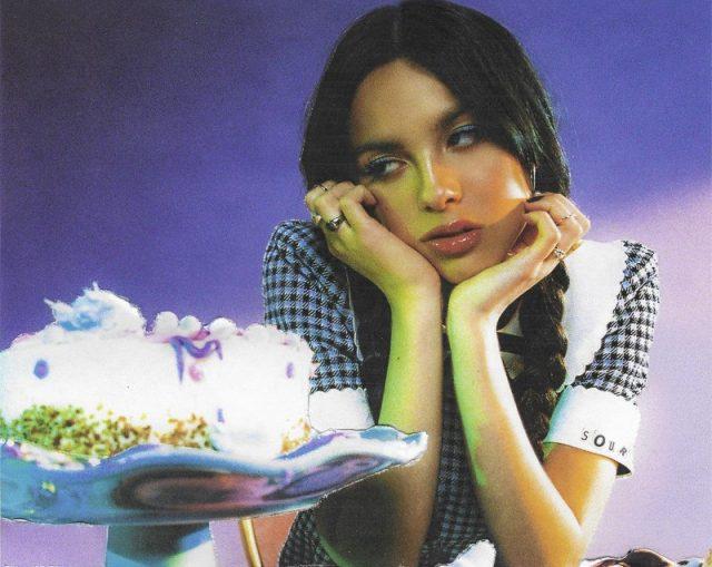 Olivia Rodrigo SOUR