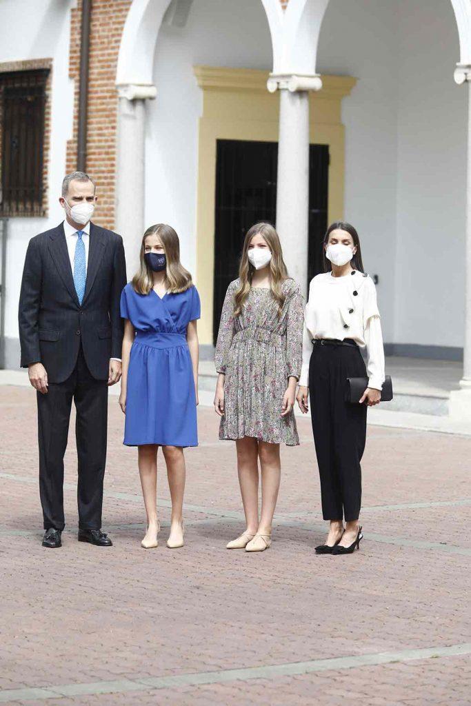 Leonor y Sofía: los gestos de dos adolescentes en busca de una mayor libertad 8