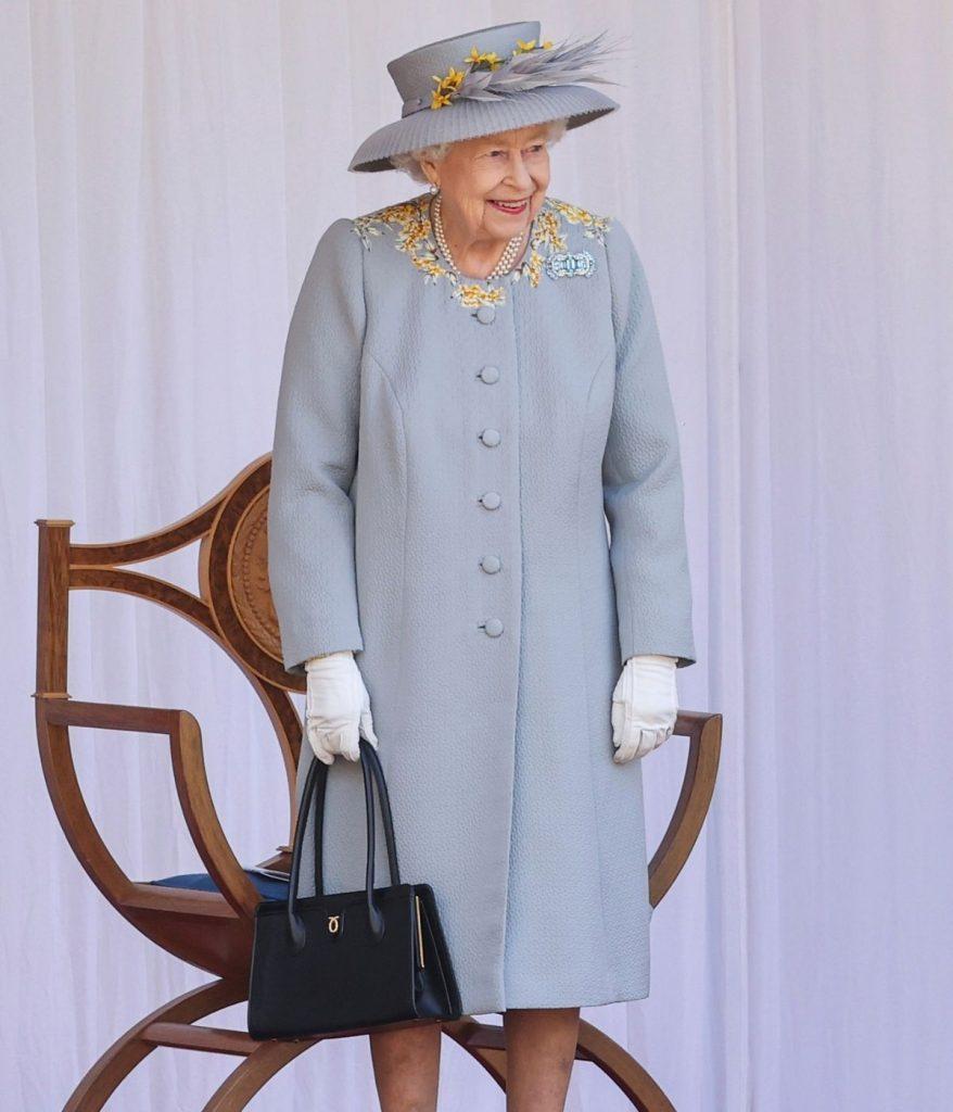 La reina Isabel II preside el 'Trooping the Color', el primero sin el duque de Edimburgo 2