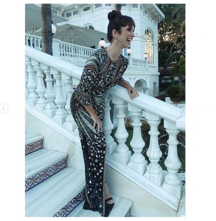 Fotos del día: Maria Patiño posa en traje de baño 12