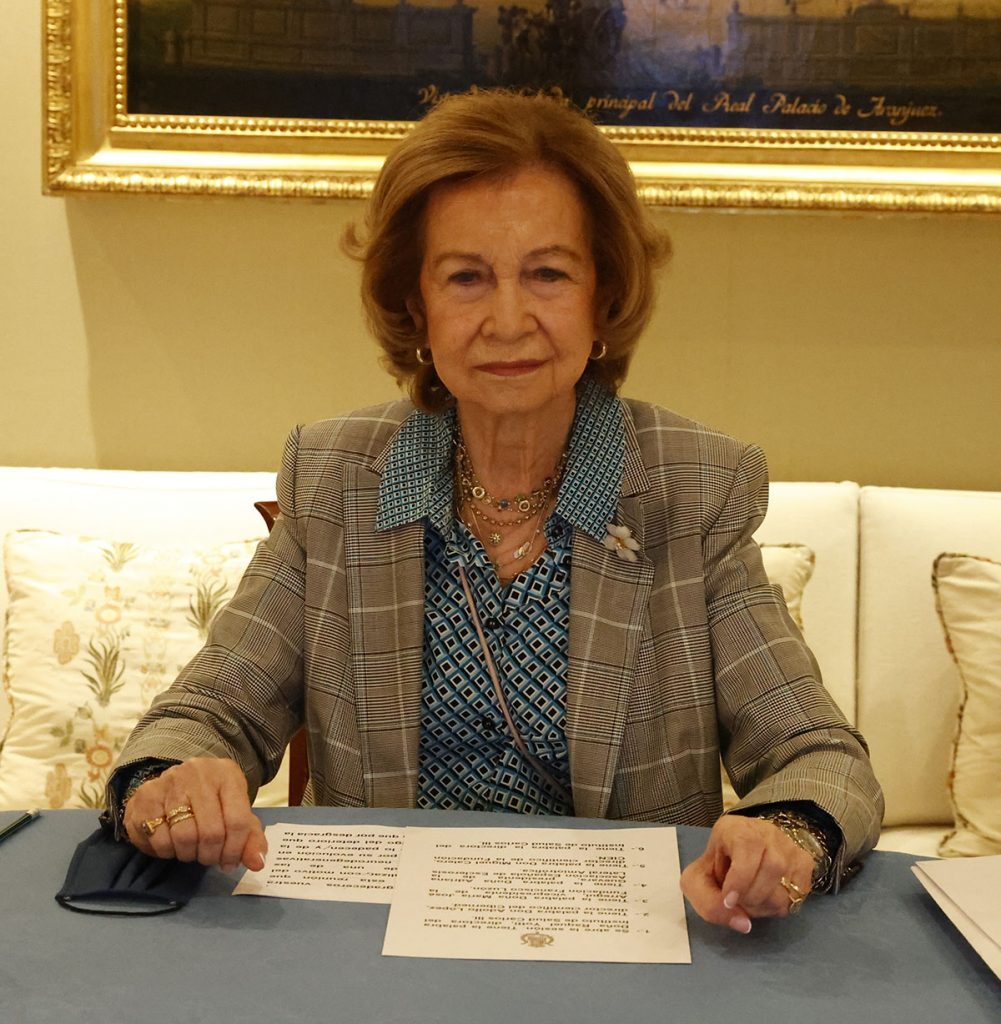 De Grecia a España (vía Suiza): la Reina Sofía regresa a La Zarzuela después de sus viajes privados 4